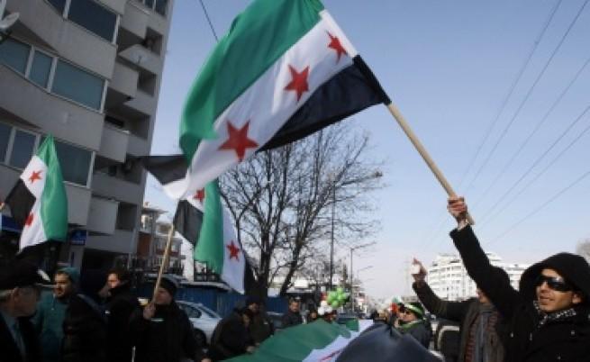 Сирийската опозиция на среща в София