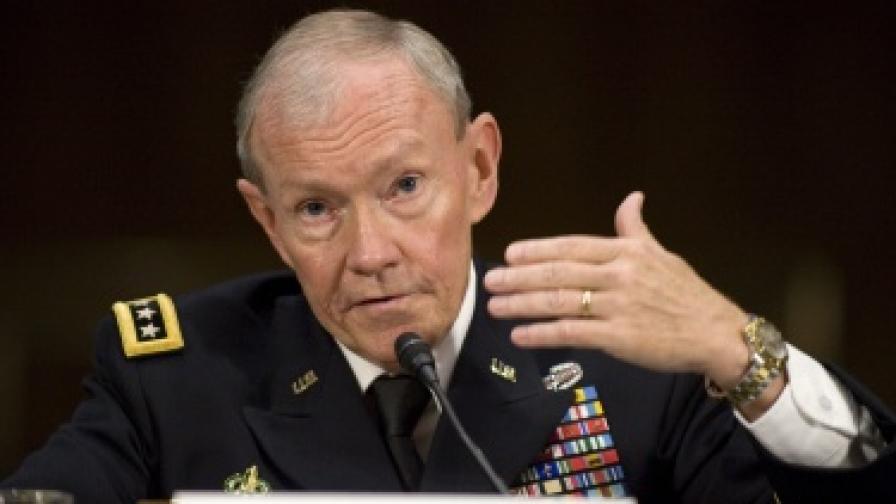 Пентагонът: Имаме и военни варианти за Сирия