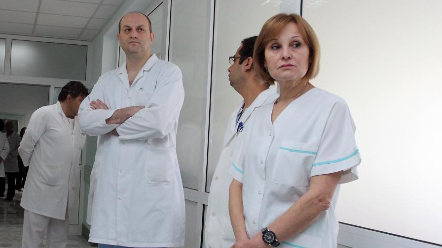 Най-малко лекари - в Разград, най-много джипита - в Плевен