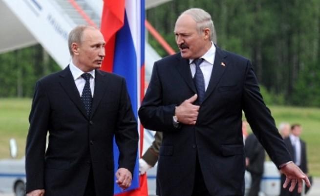 Александър Лукашенко се закле във вярност на Русия