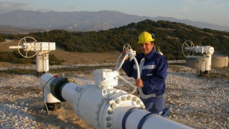 Газовата връзка с Гърция става национален обект