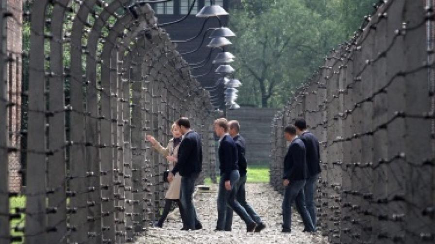 """Реконструират """"Аушвиц"""" със 120 млн. евро"""
