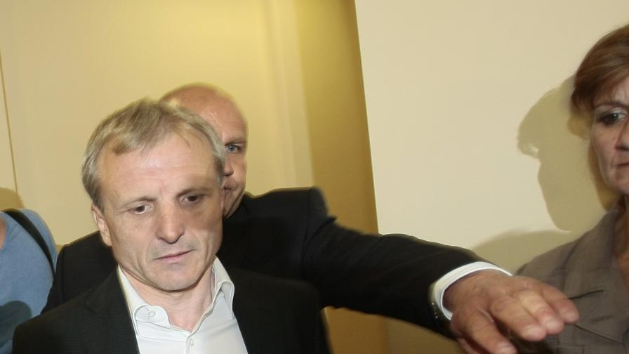 Прокуратурата за втори път даде на съд Гриша Ганчев