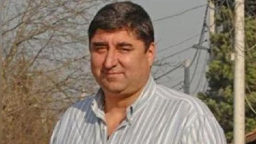 Бившият волейболист Борислав Кьосев е собственик на ресторанти и член на УС на БФВ