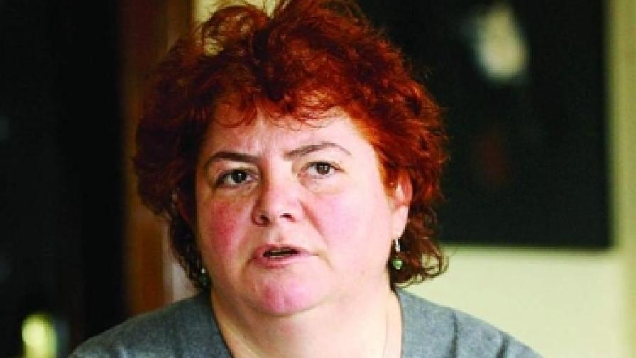 Ирина Канушева, изпълнителен директор на Националния филмов център