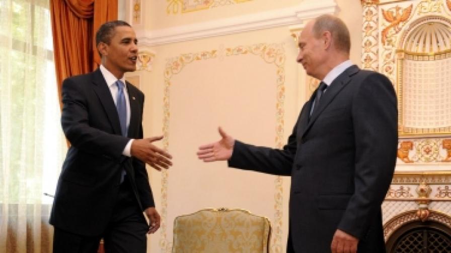 Обама и Путин ще обсъдят Сирия