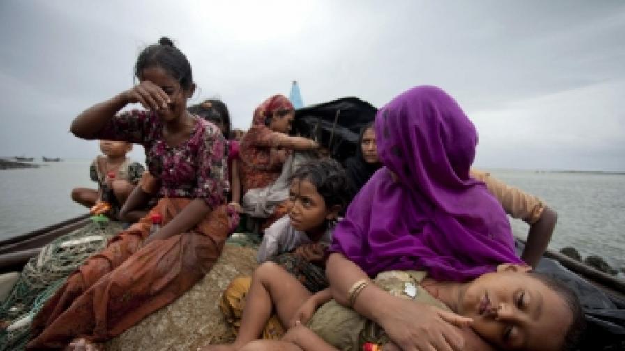 Бежанците през 2011 г.: Страдание в епични мащаби