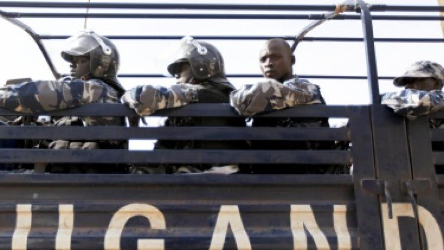 Дадоха срок на полицаите в Уганда да отслабнат