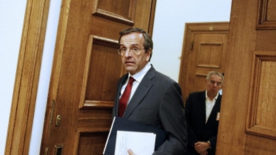 Гърция има нов премиер