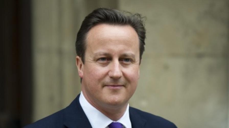 Британският премиер поздрави българското правителство за закона за конфискацията