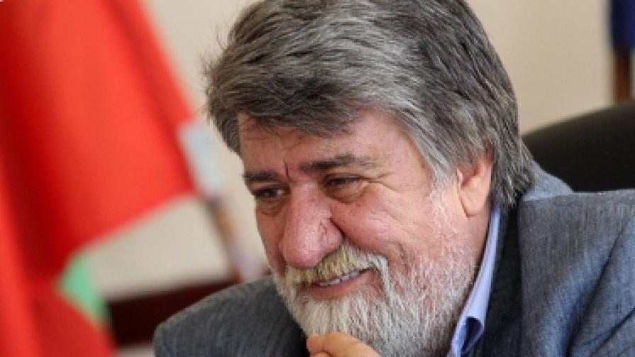 Министърът на културата Вежди Рашидов