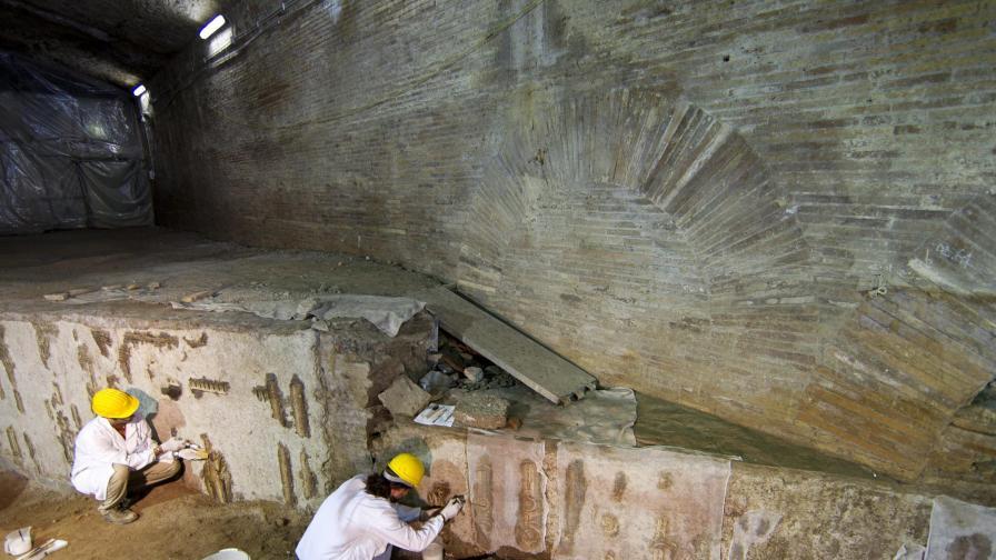 90% от италианското културно наследство - неоткрито и под заплаха