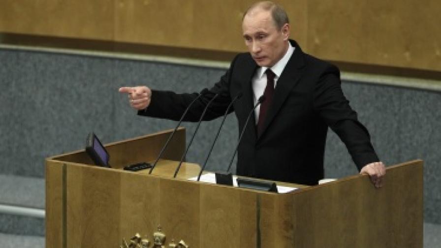 Българската следа в скандала в руската Дума