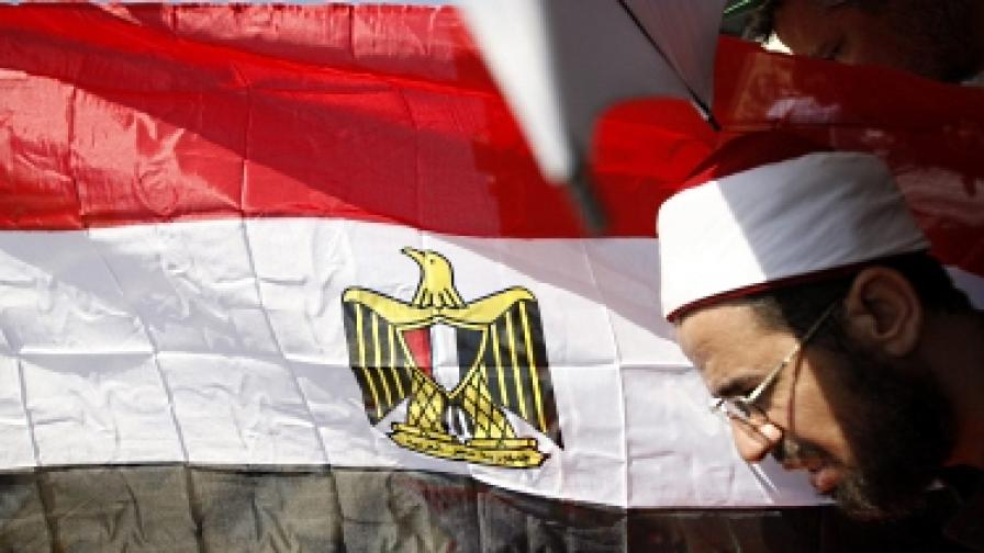 Сценарии за Египет