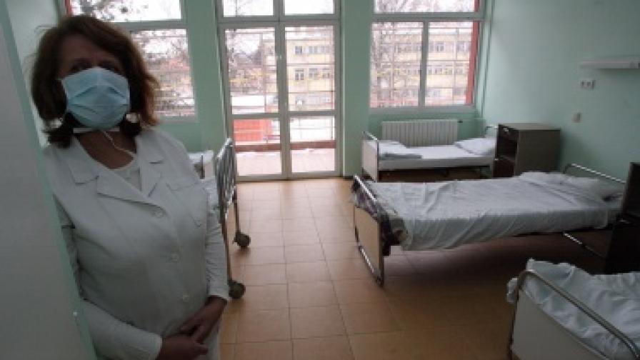 Четирима със симптоми на менингит в Стара Загора