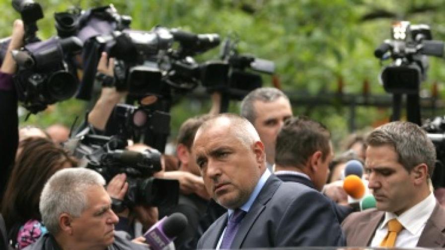Борисов: Има една госпожица, която ми е близка, след държавната работа ще си я прибера