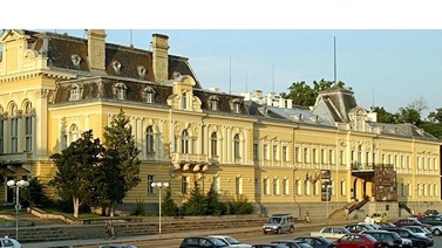 Завърши отдавна чаканият ремонт на Княжеския дворец