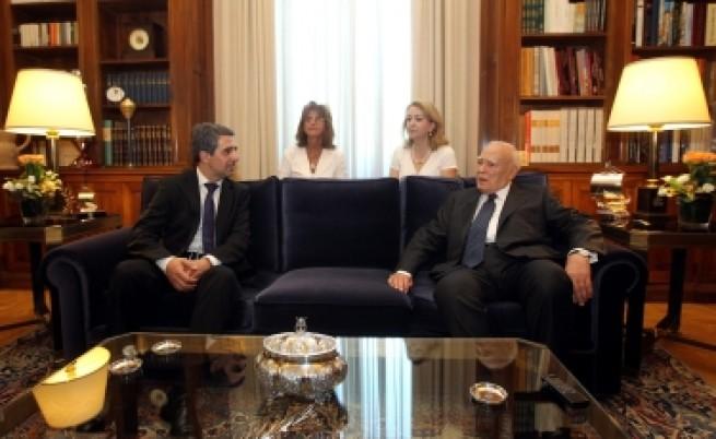 България - Гърция: Приятелството е отвъд кризата