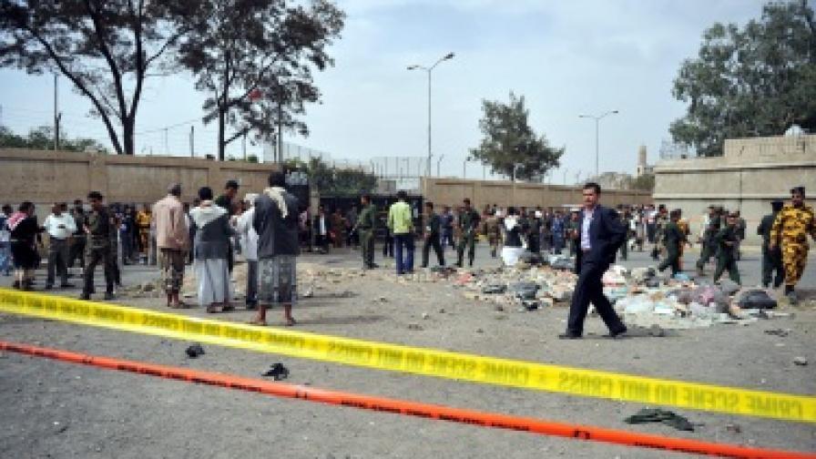 Шестима загинаха при атентат в Йемен