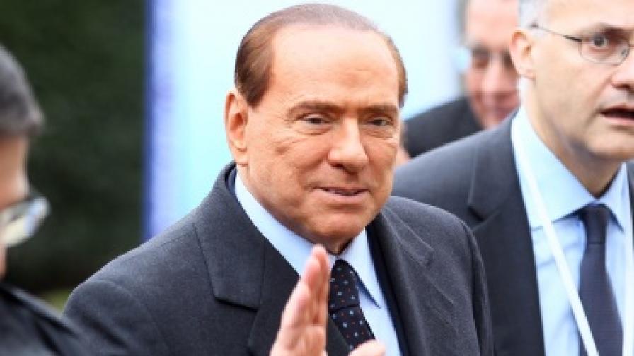 Берлускони ще се кандидатира за премиер