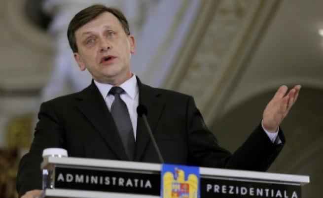 Крин Антонеску: Румъния не приема заповеди