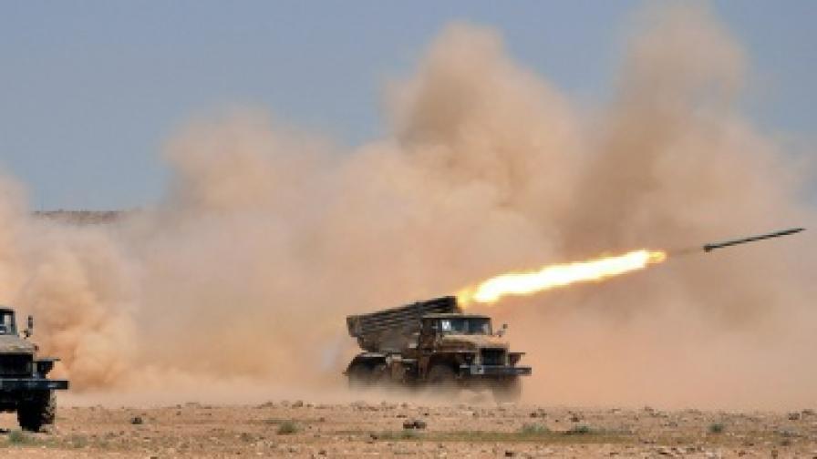 """""""Нувел обсерватьор"""": България - кръстопът на оръжейните доставки за Сирия"""