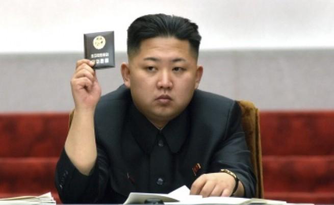 Назначиха Ким Чен-ун за маршал