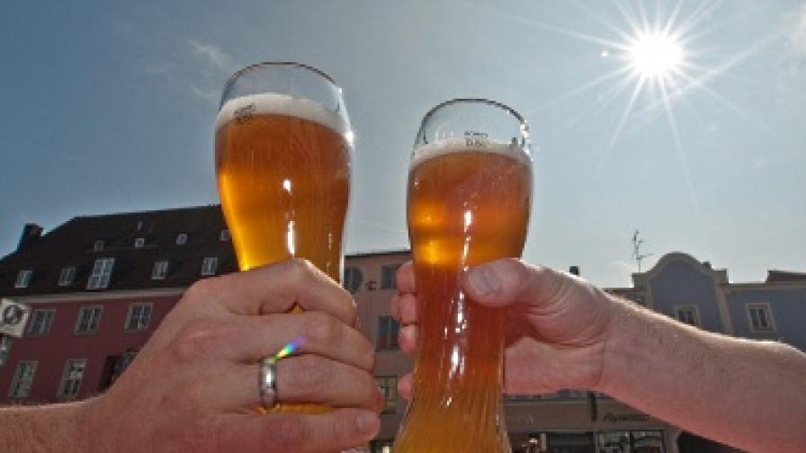 Къде се пие най-много бира?