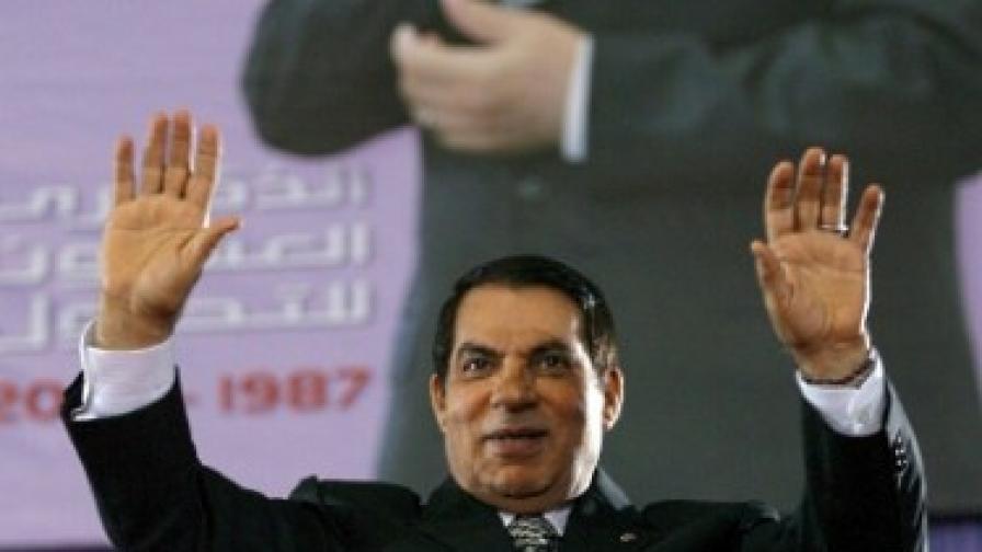 Нова присъда за Бен Али – доживотна