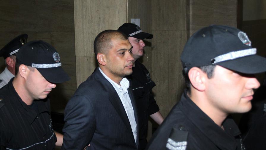 Бившият депутат от ГЕРБ Димитър Аврамов остава в ареста