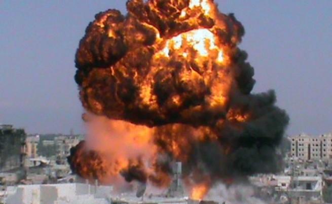 Бунтовниците в Сирия стигнаха до Алепо и Дамаск