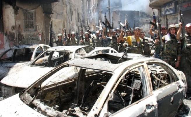 Сирия: Няма да използваме химически оръжия