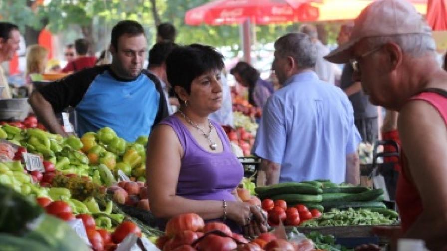 Защо ядем турски зеленчуци?