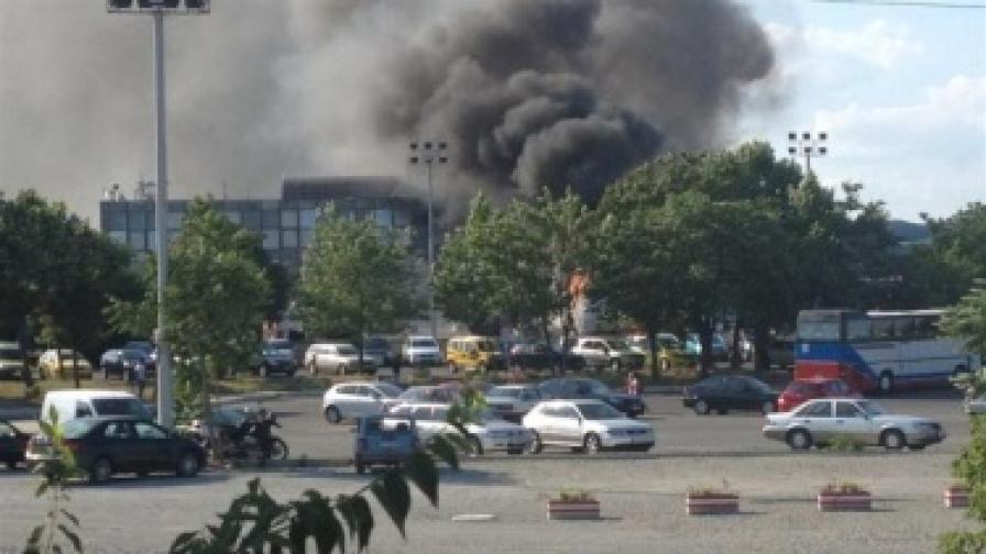 Взривът до летище Бургас, 18 юли
