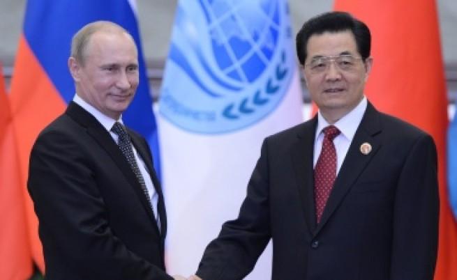 Защо Китай подкрепя режима в Сирия?