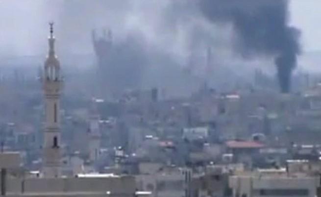 Ново клане в сирийския град Хама