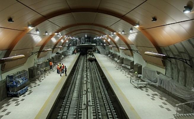 СО: Няма релси втора употреба в метрото