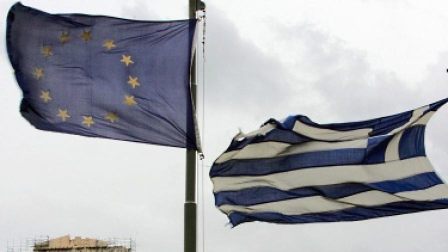 S&P: Перспективата на Гърция - негативна