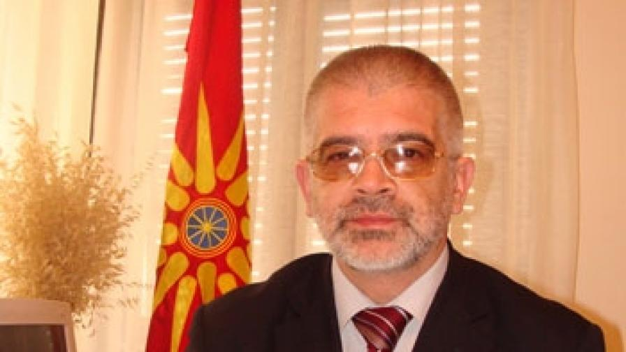 Скопски екстремист: В България няма българи