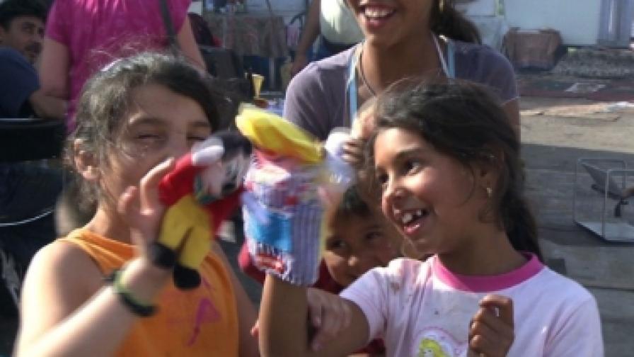 Франция пак връща роми в Румъния
