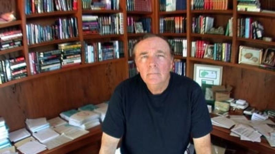 Джеймс Патерсън е най-четеният писател