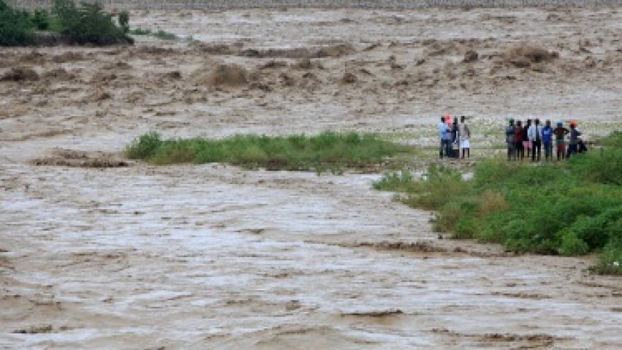 330 хил. пострадали от тайфун в Китай