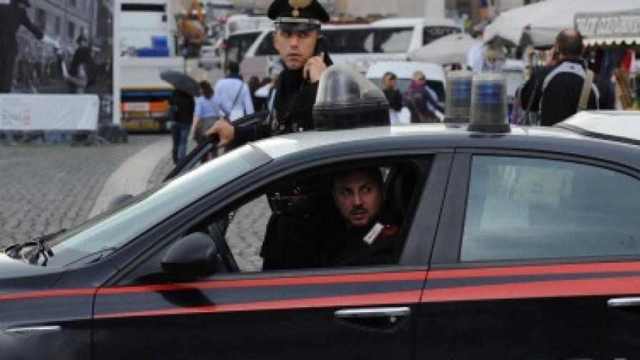Старец нападнал българска проститутка в Италия