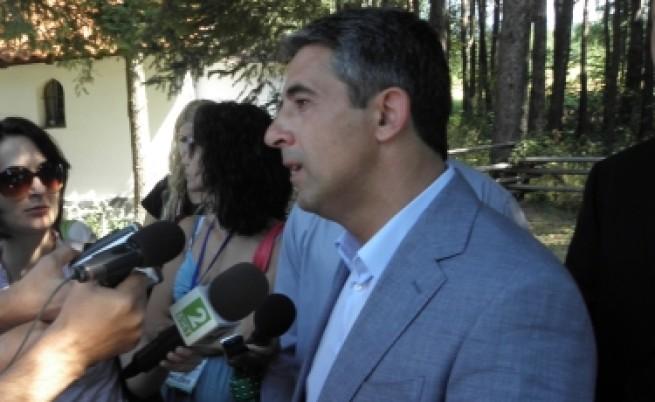 Плевнелиев: Най-късно на 15 септември ще се каже повече за атентата