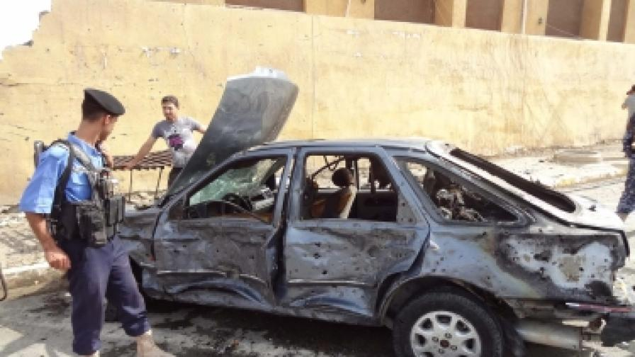 Ръст на насилието в Ирак през Рамазана
