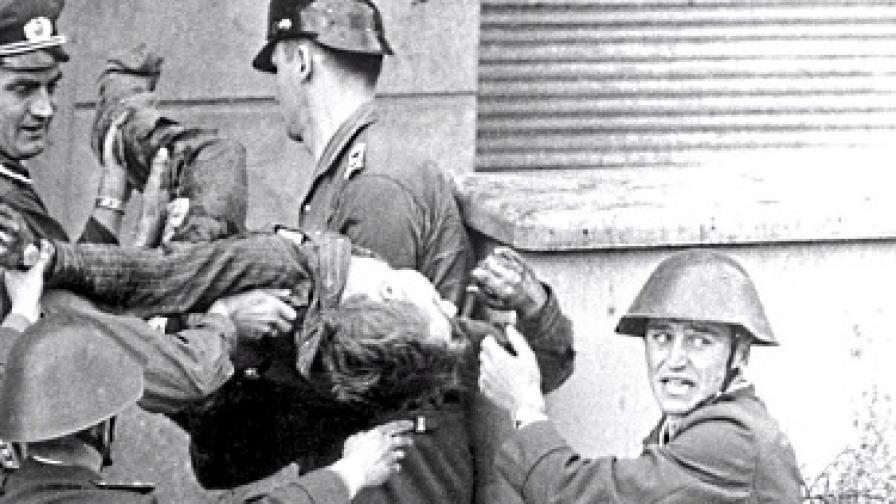 50 години от смъртта на Петер Фехтер - една от първите жертви на Берлинската стена