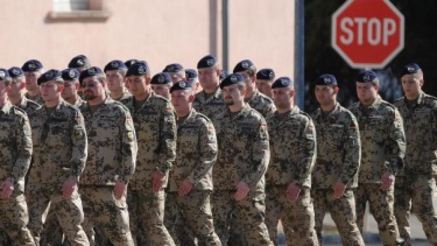 Боеспособна ли е германската армия