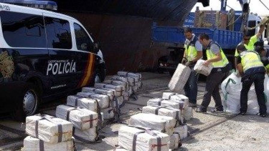 Цветанов в Испания: Организираната престъпност ще остане неприятно изненадана
