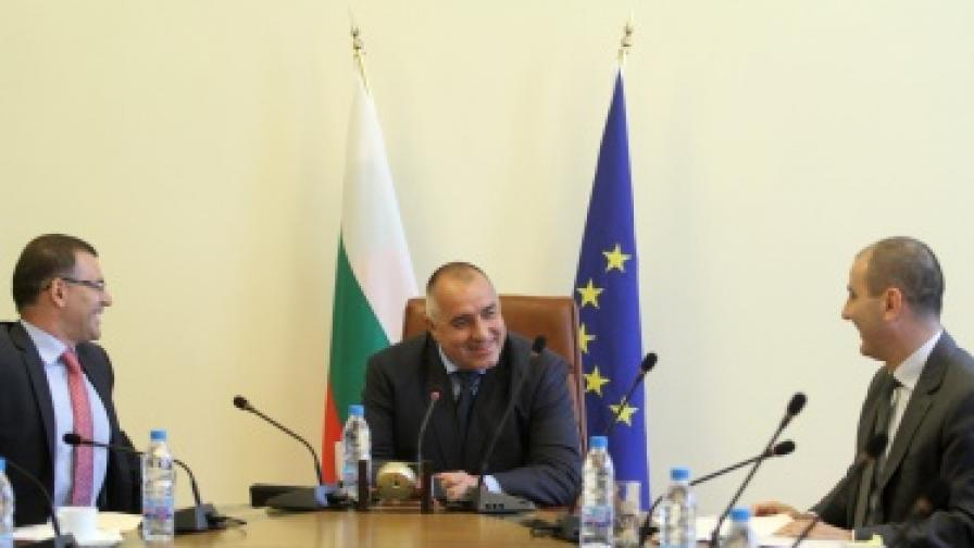 Борисов: Щях да му покажа на Станишев