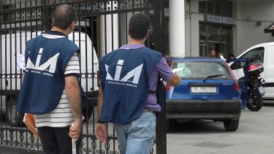 Мафиотски бос бе убит в Италия